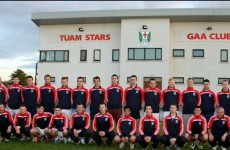 GAA players from a club 'decimated by emigration' are back for a charity game this Christmas