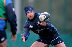 Five changes as Leinster partner Fitzgerald and Madigan in midfield