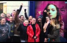 People are already queuing outside Stephen's Green for One Direction tickets