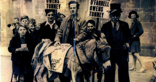 Maybe Labour should canvass with donkeys … it worked in the 1940s