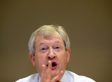Páraic Duffy thinks the GAA's focus should be on Cork.
