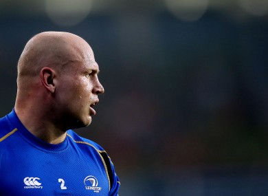 Richardt Strauss will win his 100th cap on Friday.