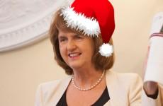 Joan Burton wants to increase the Christmas Bonus again next year