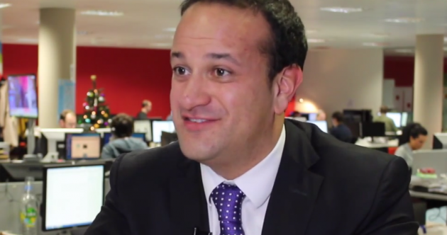 We asked Leo Varadkar if he finds it hard to keep his mouth shut…