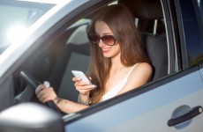 One in 12 drivers are still using their mobile phone while driving