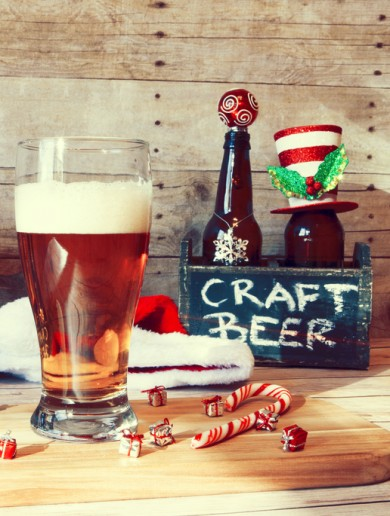 Five Irish Christmas brews — reviewed by people who don't normally do this sort of thing for a living