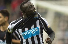 Vincible after all! All of the goals as Cisse double ends Chelsea's unbeaten start