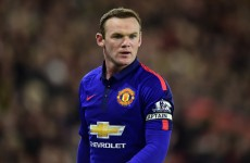 United can win the title roars Wayne Rooney