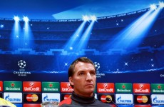 Get through the group stage and Liverpool could win the Champions League — Rodgers