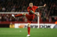 Daniel Agger says Liverpool may have over-achieved last season