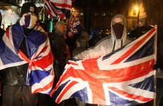 DUP and UUP fanned flames of violent flag riots but lost control