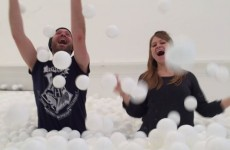 An adult-sized ball pit has just opened in London