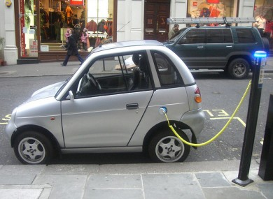 Sales Of Electric Cars In Ireland Were Up Last Year