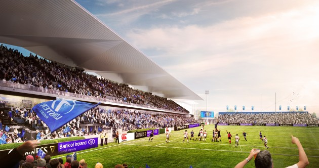 Here's what the redeveloped RDS will look like after its €20 million makeover