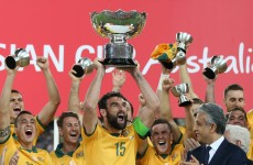 Jubilant scenes as hosts Australia win Asian Cup after beating South Korea in a thriller