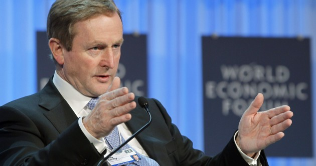 Enda Kenny is headed there, along with Denis O'Brien… So what's this Davos all about?