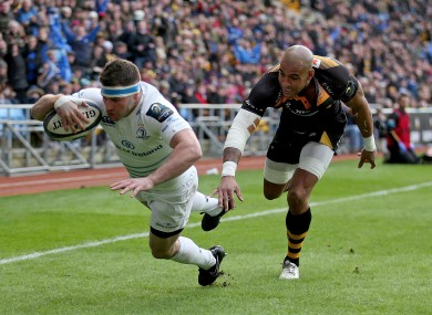 Leinster and Wasps both qualified for the last eight.