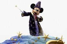 Now even Disney has had to get a bailout…