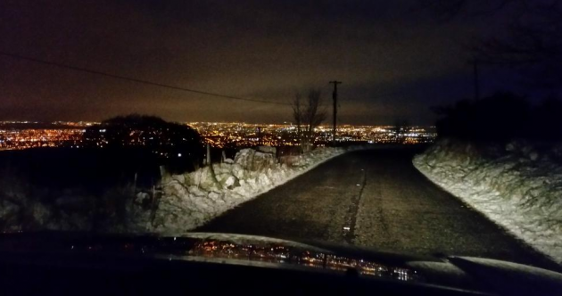 Orange alert: New weather warnings as snow and ice grip country