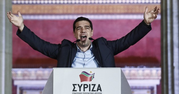 The boyish Prime Minister out to restore Greece's luck