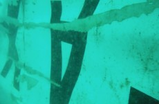 Underwater photos reveal tail of crashed AirAsia plane (and that's where the black boxes should be)