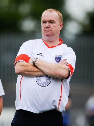 Armagh's James Daly planning charity match to honour the memory of his wife Ann