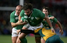 Ex-Ireland bruiser Neil Best on how to make the perfect hit and THAT game vs Australia