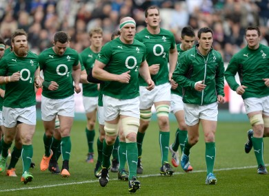 The Irish team's Six Nations matches may not be available on free-to-air TV from 2018.