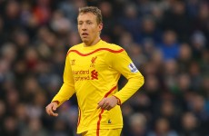 'Arry's Transfer Window: Lucas just wants to be loved at Liverpool (or Inter)