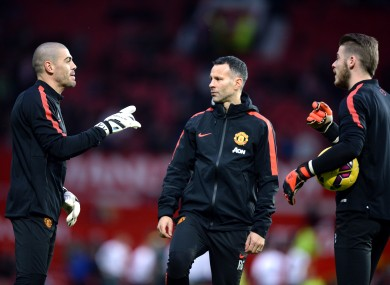 De Gea's future has been in doubt since the signing of Victor Valdes.