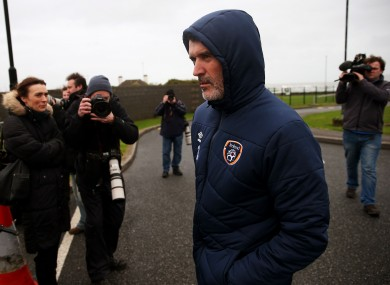 Keane is once again embroiled in controversy.