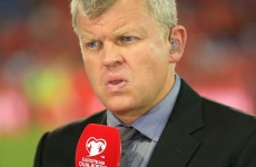 Adrian Chiles replaced as the face of ITV football with immediate effect