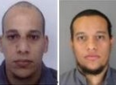 Cherif and Said Kouachi  have both been buried in secret ceremonies.