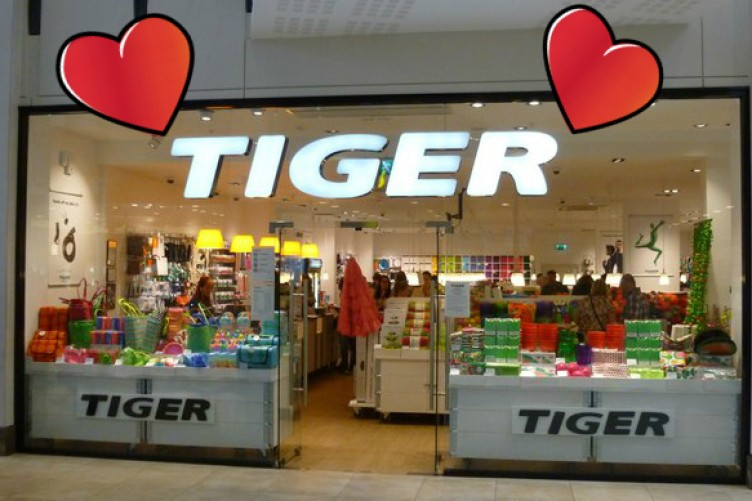 10 signs that you are devoted to shopping at tiger the daily edge solutioingenieria Choice Image