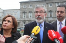 Gerry Adams: I've given the guards names of alleged IRA sex offenders