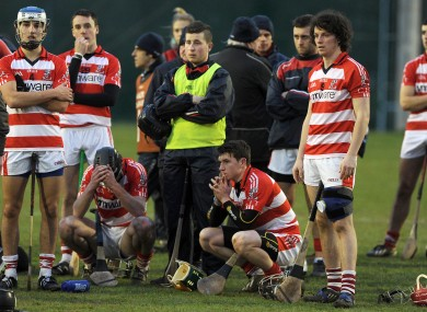 Cork IT's hurlers will he hoping for happier scenes when they play in the 2015 Fitzgibbon Cup weekend in Limerick.