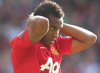 New Internacional midfielder Anderson says injuries ended his Manchester United career.