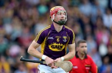 48 week ban for Wexford hurler is overturned and he's free to play in 2015