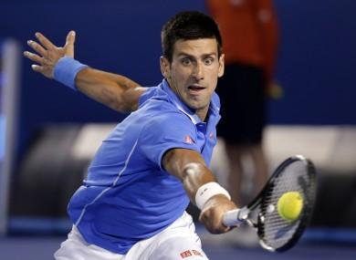 Djokovic won his fifth Australian Open title today.