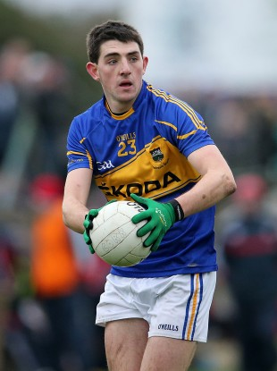Colin O'Riordan starred for UCD today.