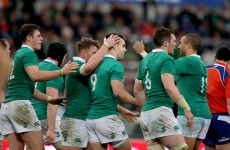 Ireland's Six Nations title defence off to winning start against Italy