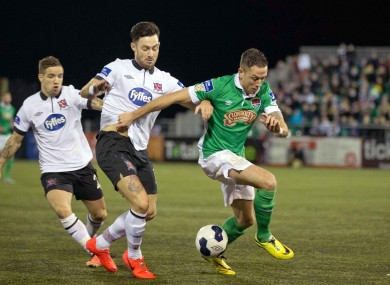 Dundalk and Cork City are among the clubs to have been awarded a licence for 2015.