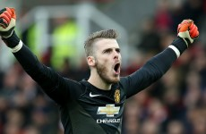 'I think De Gea will stay with United' – agent