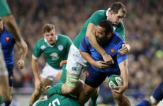 'Ireland are in pole position to do the Grand Slam' – France prop Uini Atonio