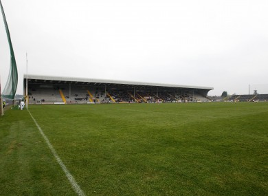 All change for Wexford Park.