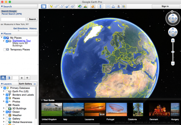 how to download google earth pro