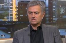 Mourinho doesn't hold back as he embarks on extraordinary rant on Sky Sports