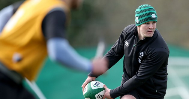 In pics: Ireland and England squads go through paces ahead of pivotal Six Nations clash