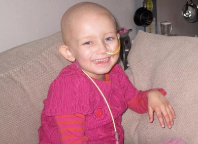 When Children Are Diagnosed With >> Over 200 Irish Children Diagnosed With Cancer Every Year Thejournal Ie