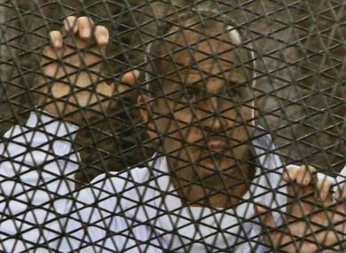 Al Jazeera journalist Peter Greste